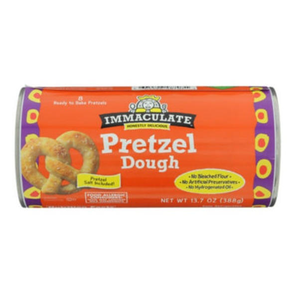 Immaculate Bakery Pretzel Dough
