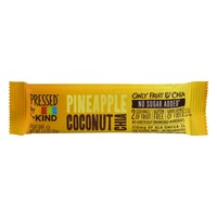 KIND Pressed by KIND Pineapple Coconut Chia Fruit Bar