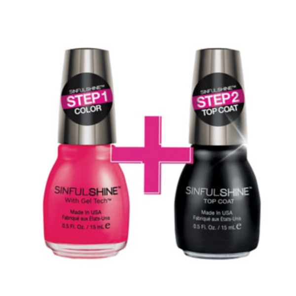 SinfulShine SinfulShine Nail Color 1604 All the Rage