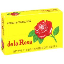 De La Rosa Peanuts Confection, 11.8 oz