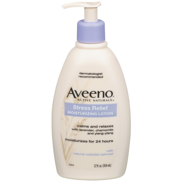 Aveeno® Stress Relief Moisturizing Body Lotion