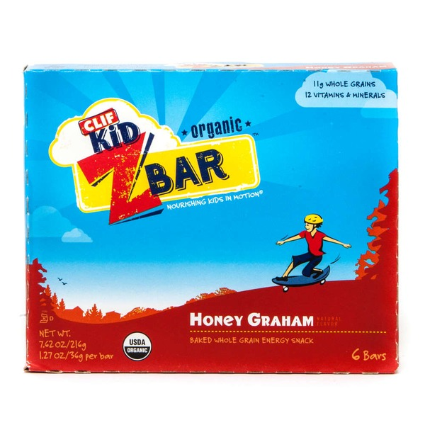 Clif Kid® Honey Graham ZBar