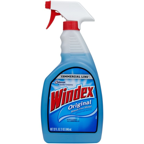 Windex Original Commercial Line Glass Cleaner