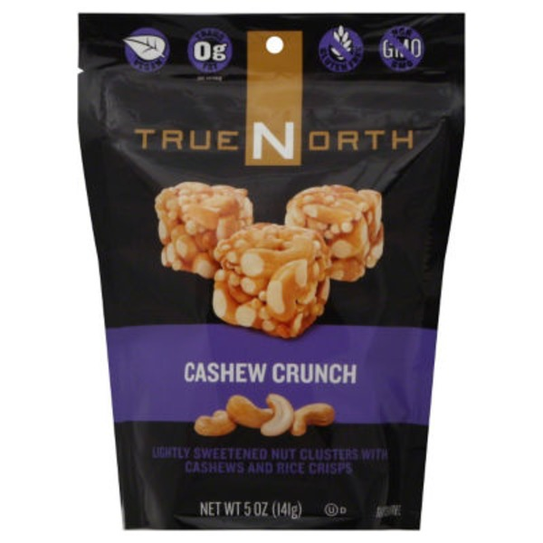 True North Cashew Crunch Nut Clusters