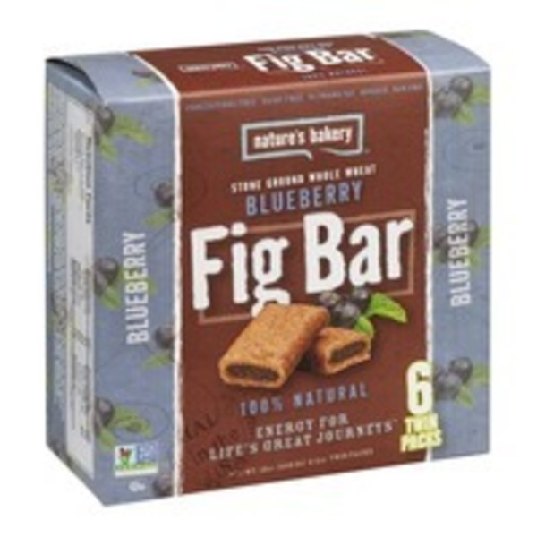Nature's Bakery Fig Bar - 6 CT