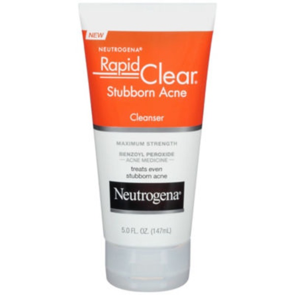 Neutrogena® Stubborn Acne Cleanser Rapid Clear®