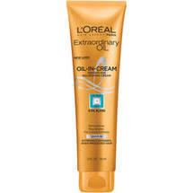 L'Oreal Paris Advanced Haircare Extraordinary Oil Transforming Oil-in-Cream Treatment