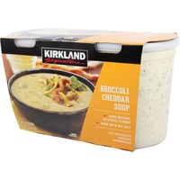 Kirkland Signature Broccoli Cheddar Soup