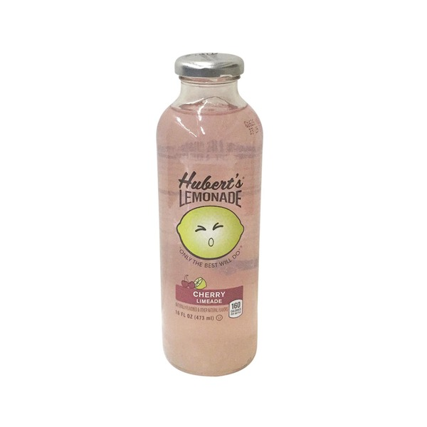 Hubert's Lemonade Cherry Limeade Juice