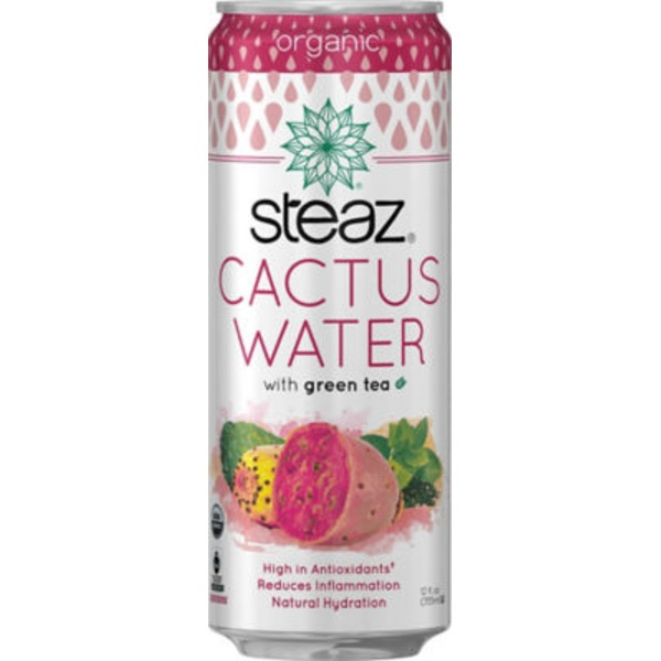 Steaz Original Cactus Water
