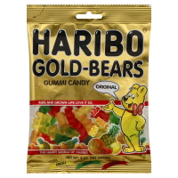 Haribo Gummi Candy Gold-Bears Original
