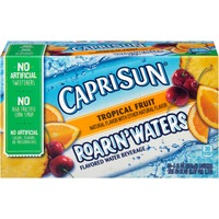 Caprisun Roarin' Waters Tropical Fruit Flavored Water Beverage