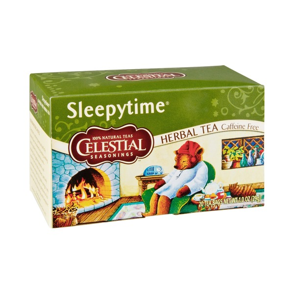 Sleepytime Celestial Seasonings Sleepytime Herbal Tea - 20 CT