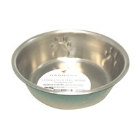 Harmony Green Ombre Stainless Steel 1 Cup Cat Bowl