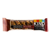 Kind Nuts & Spices Dark Chocolate Cinnamon Pecan Fruit & Nut Bar