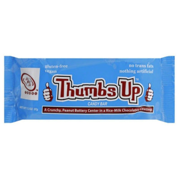 Thumbs Up Candy Bar