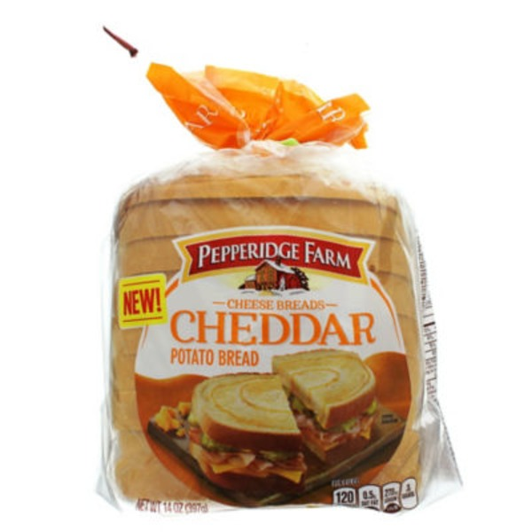 Pepperidge Farm Fresh Bakery Cheddar Potato Bread