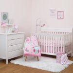 Child of Mine Princess 3pc Crib Bedding Set