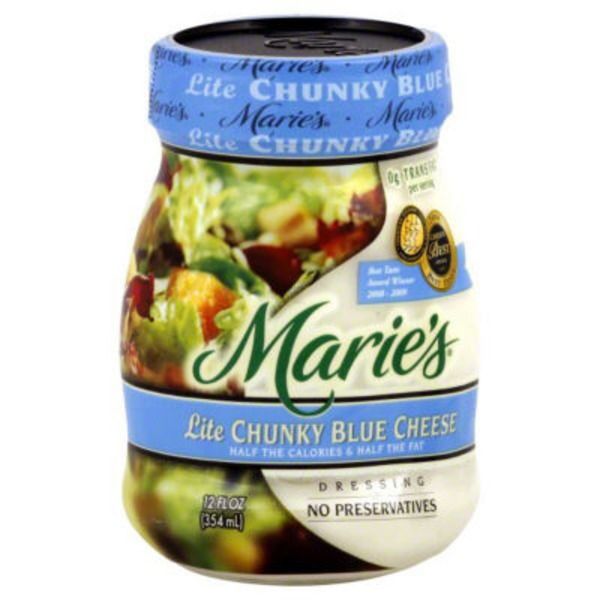 Marie's Lite Chunky Blue Cheese Dressing + Dip
