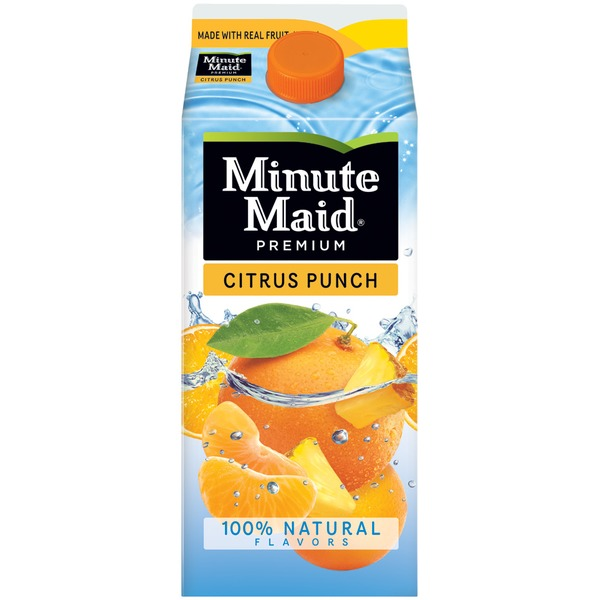 Minute Maid Citrus Punch