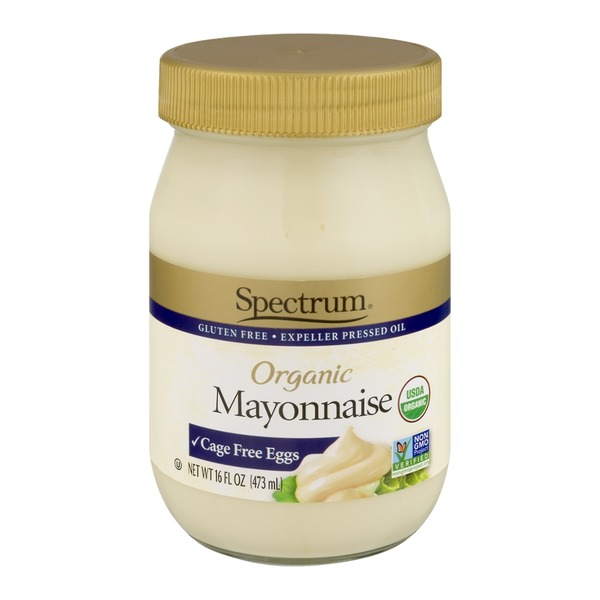 Spectrum Mayonnaise Organic