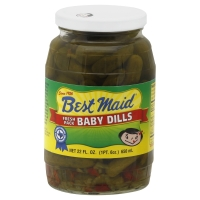 Best Maid Pickles Baby Dill