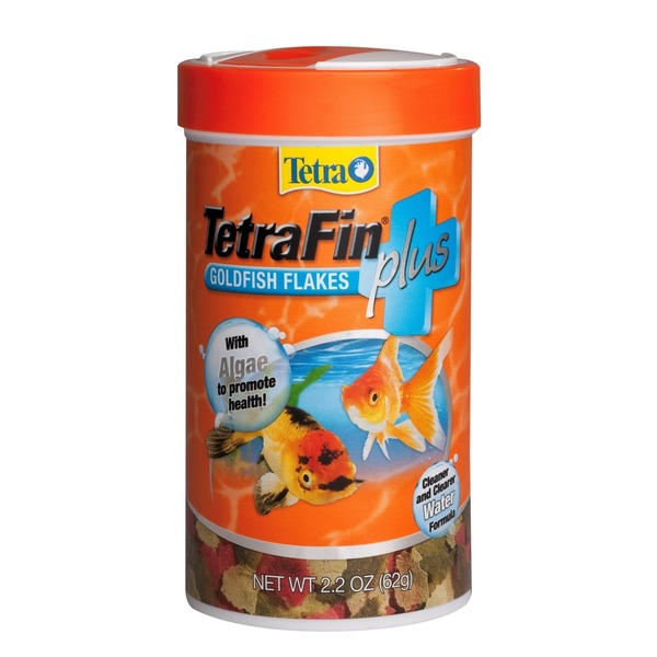 Tetra Fin Goldfish Flakes Plus