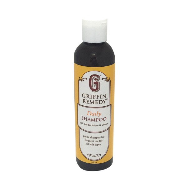 GriffinRemedy Daily Shampoo with Sea Buckthorn & Orange