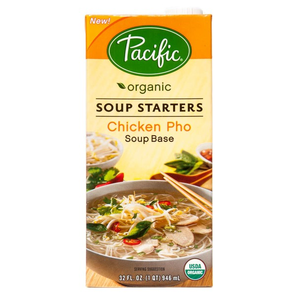 Pacific Chicken Pho Soup Starters