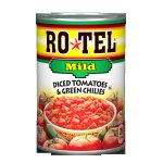 RO*TEL Mild Diced Tomatoes & Green Chilies, 10 Ounce