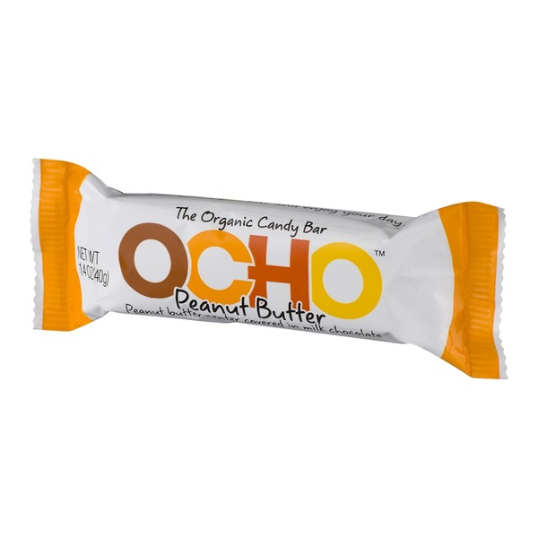 OCHO Peanut Butter Candy Bar