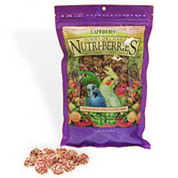 Lafeber's Tropical Fruit Nutri Berries Keet Tiel Lovebird & Conure Food