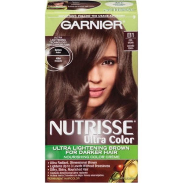 Nutrisse® B1 Cool Brown Ultra Color Nourishing Color Creme