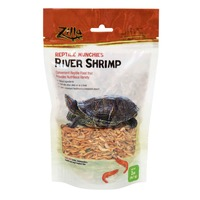 Zilla Zil 2 Oz River Shrimp Munchie