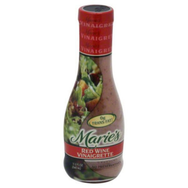 Marie's All Natural Red Wine Vinaigrette Dressing & Marinade