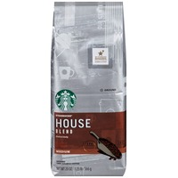 Starbucks Medium Roast House Blend  Ground Coffee