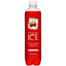 Sparkling Ice® Cherry Limeade, 17 Fl Oz Bottle