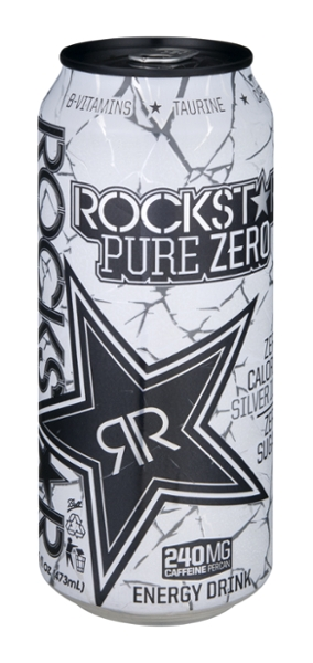 Rockstar energy pure zero 16oz