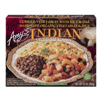 Amy's Indian Vegetable Korma Entrée