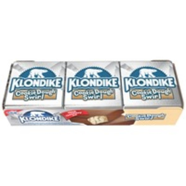 Klondike Cookie Dough Swirl Ice Cream