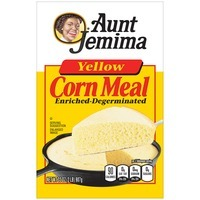 Aunt Jemima Yellow Corn Meal