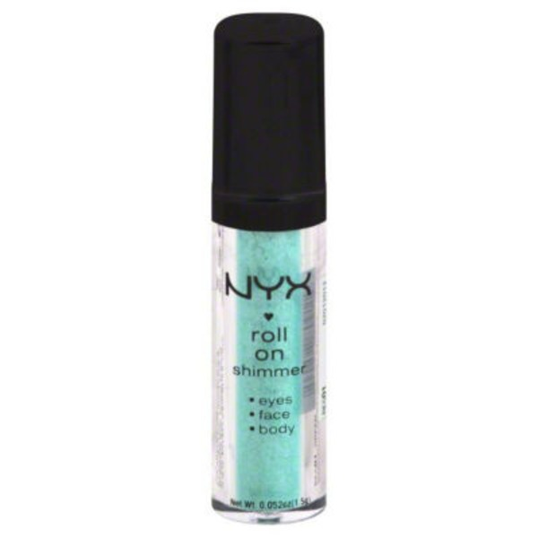 NYX Roll On Shimmer - Green RES 01