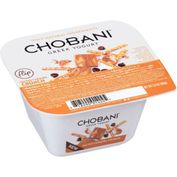 Chobani Flip Greek Non Fat Vanilla Golden Crunch Yogurt
