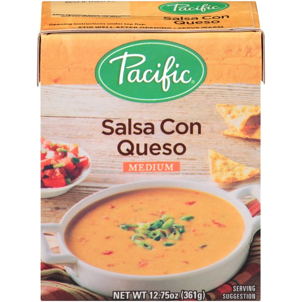 Pacific Medium Salsa Con Queso