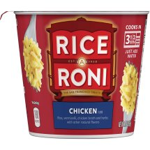 Rice-A-Roni Rice & Vermicelli Mix, Chicken, 1.97 oz. Cup