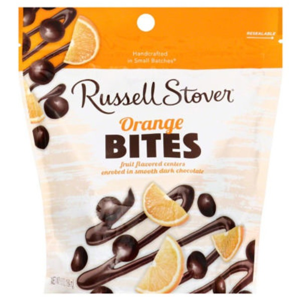 Russell Stover Bites Orange