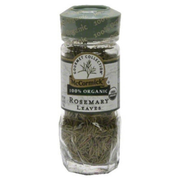 McCormick Gourmet Collection Organic Rosemary