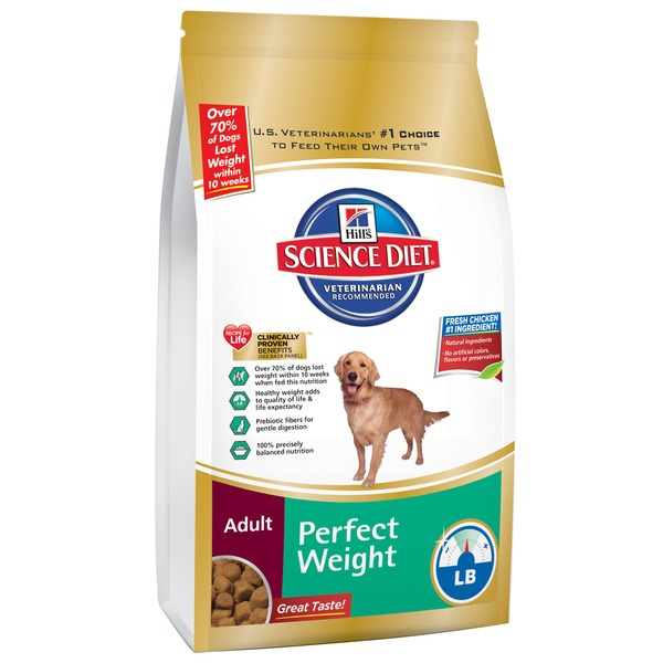 Hill's Science Diet Adult Perfect Weight Dog Food