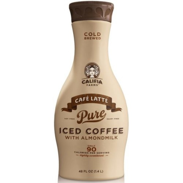 Califia Farms Cafe Latte Pure Cold Brew Coffee