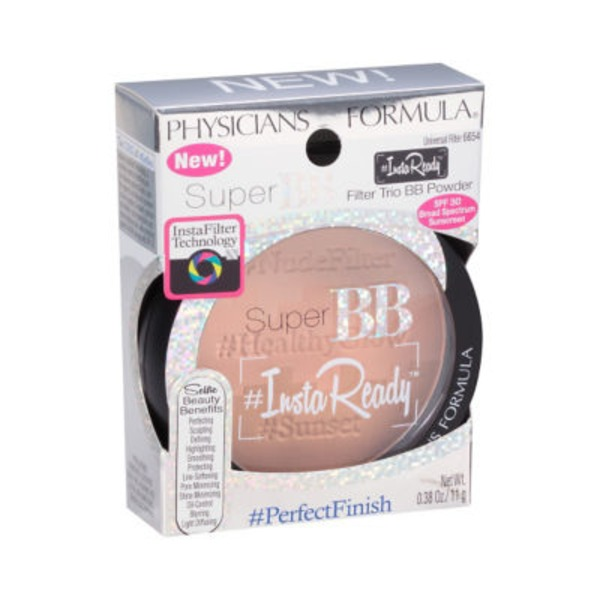 Super Bb #InstaReady 6654 Universal Filter Filter Trio BB Powder